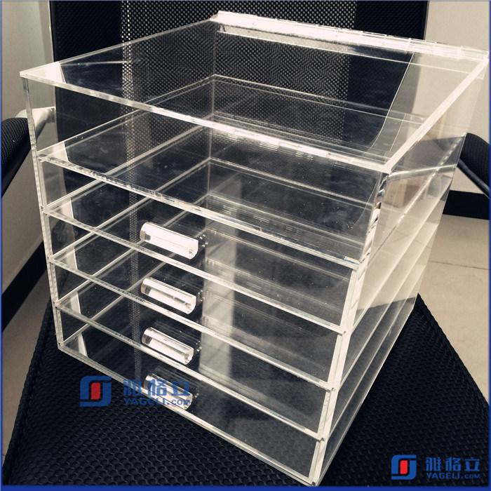High Quality Best Service Acrylic Vanity Box