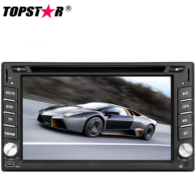 6.2inch 2DIN Car DVD Player with Wince System Ts-2011-1