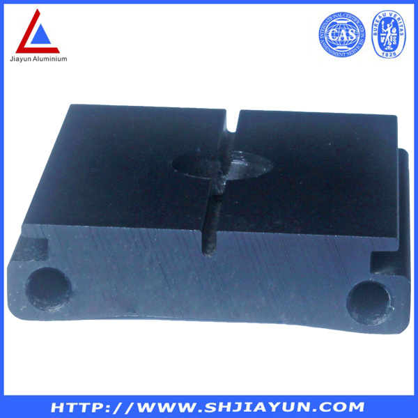 Anodized Surface 6063 T5 Aluminum Extrusion Profile