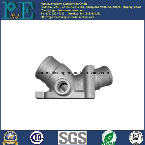 Customized Aluminium Alloy Gravity Die Casting Gearbox Fittings