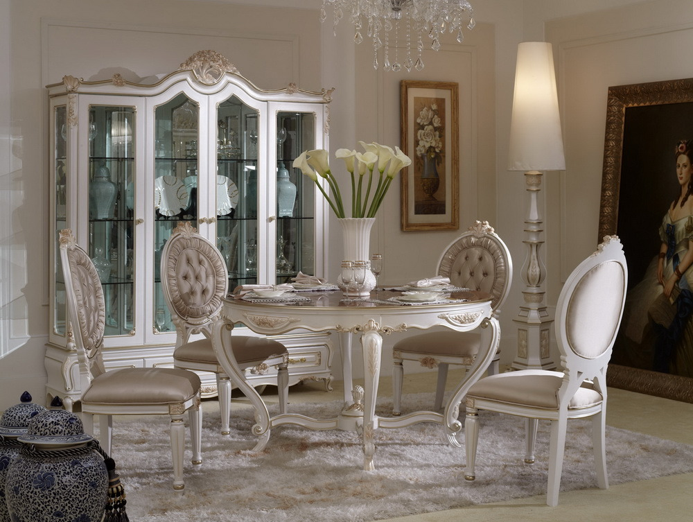 Classical Wooden Diningroom Furniture