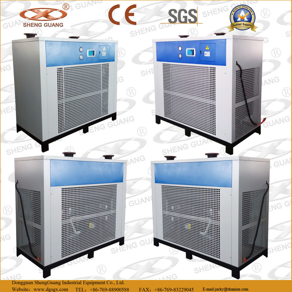Industrial Refrigerated Compressed Air Dryer