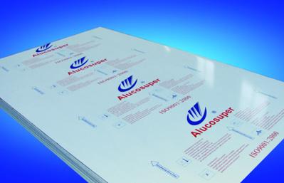 PVDF/PE Aluminum Composite Panel Acm