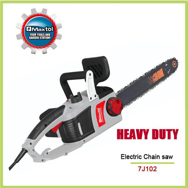 Straight Motor Heavy Duty Chain Saw 7j102