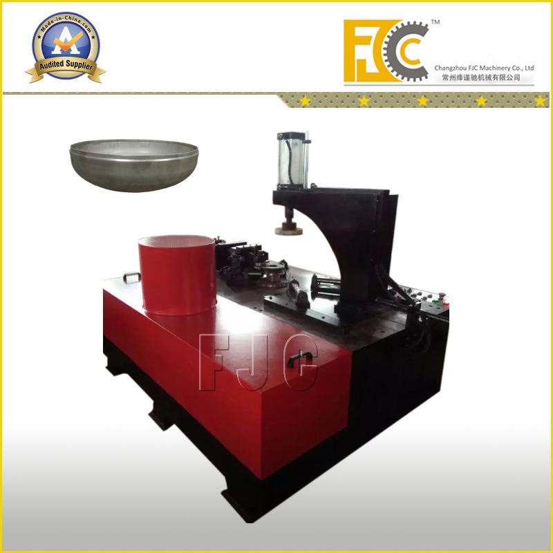 Hydraulic Automatic Seal Head Necking Machine