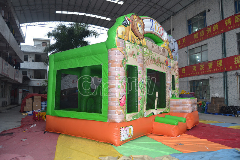 2016 Best Popular Animal Bouncer Inflatable Bouncer for Sale (CHB534)