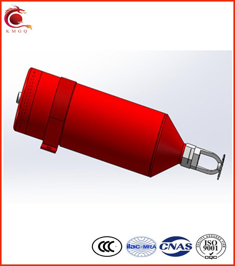 No Power Supply & No Pressure Super Fine Powder Fire Extinguisher Wind Power Generator