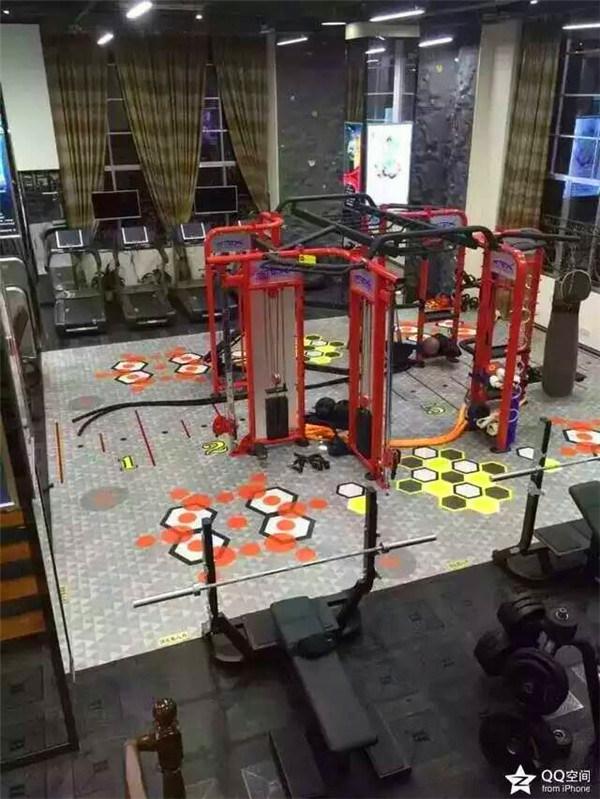 Gym Equipment / Fitness Equipment / Life Fitness Equipment Synergy 360X (MJ-05)
