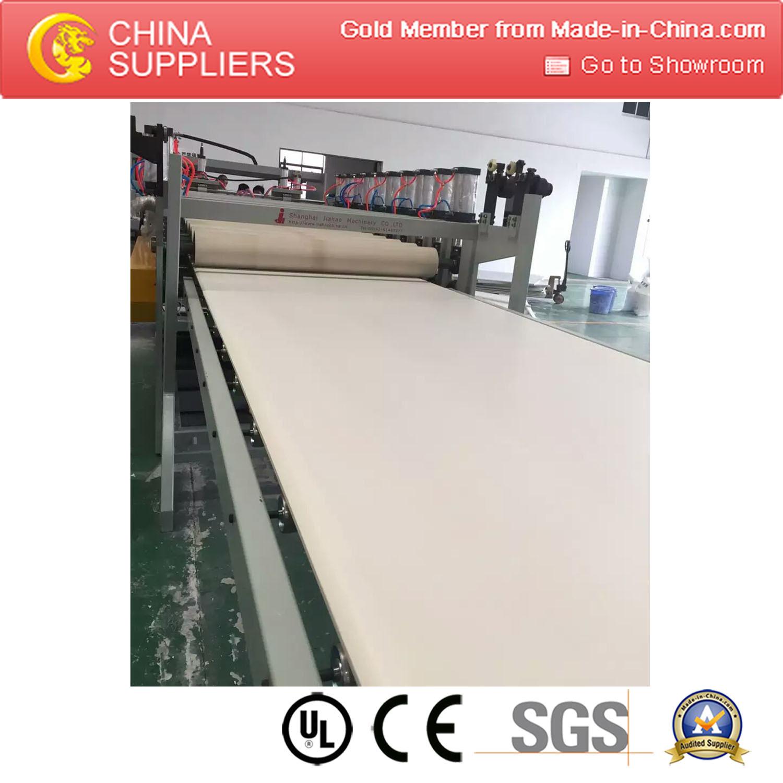 PVC WPC Foam Board Making Machine