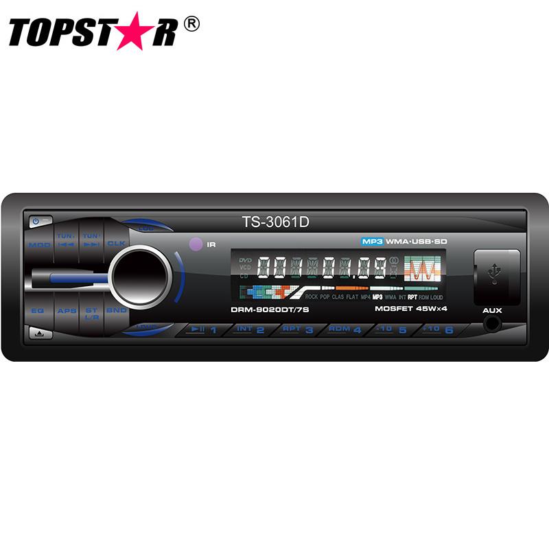 Detachabel Panel Car USB Player Car MP3 Player