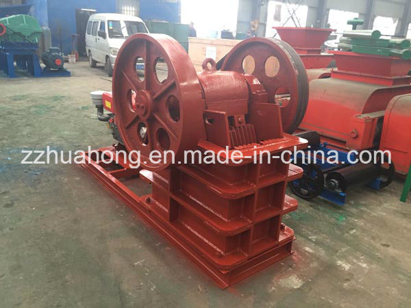 PE250*400 Diesel Engine Stone Jaw Crusher Machine for Sale
