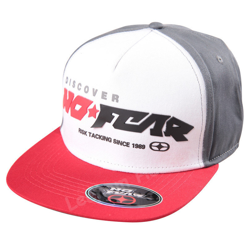 High Frequency Rubber Printing Snapback Fitting Fashion Era Sport Cap