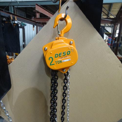 Manual Lifting Chain or Lever Hoist 0.5-100 Ton