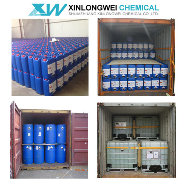 Factory Supply Formaldehyde Solution 37% 40%