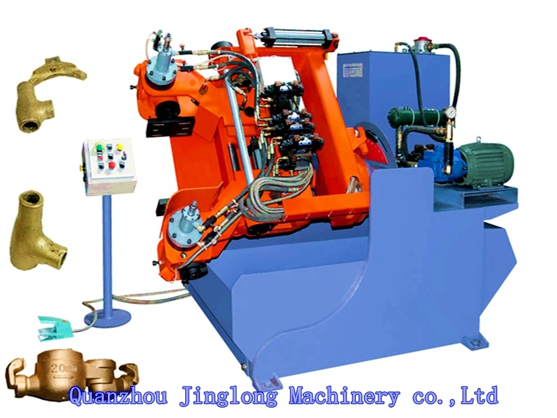 The Gravity Casting Machine for Brass Parts (JD-AB500)