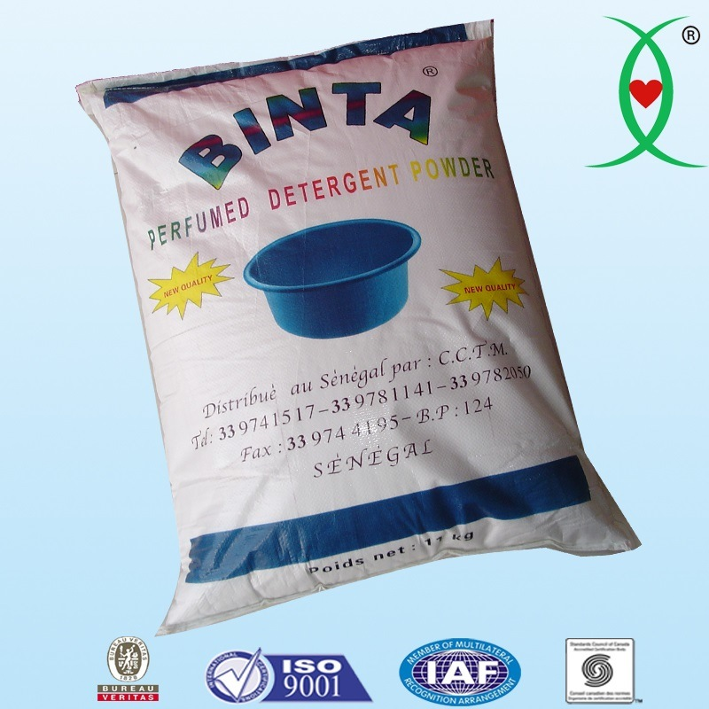 High Foaming Washing Powder for Hand Wahing with Light Dencity