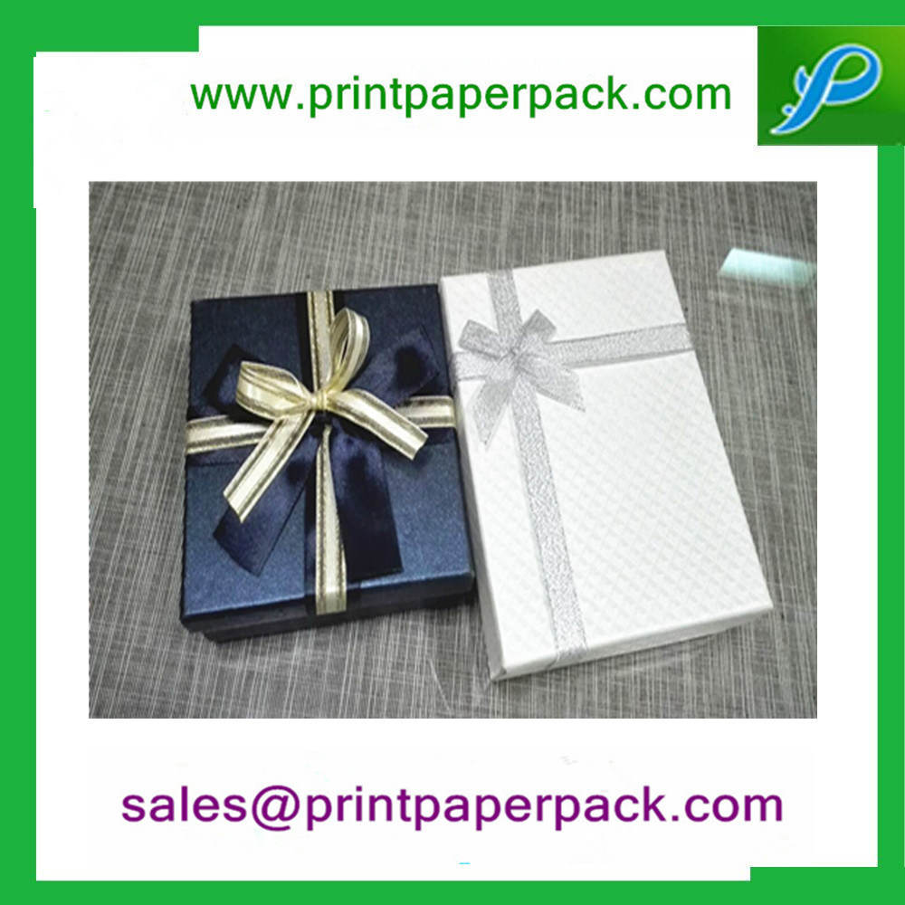 Christmas Jewelry / Chocolate/ Cosmetic/Candy Cardboard Present Gift Box