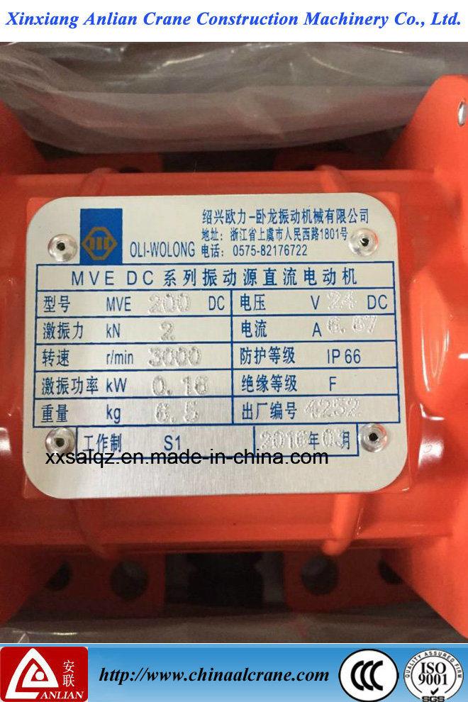 The Low Voltage Mve DC Electric Vibration Motor