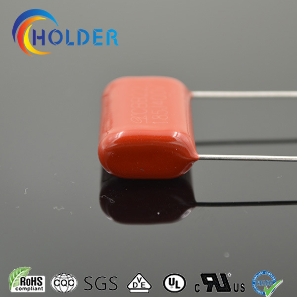 Metallized Polypropylene Capacitor (Cbb 185/400) with UL VDE RoHS Reach