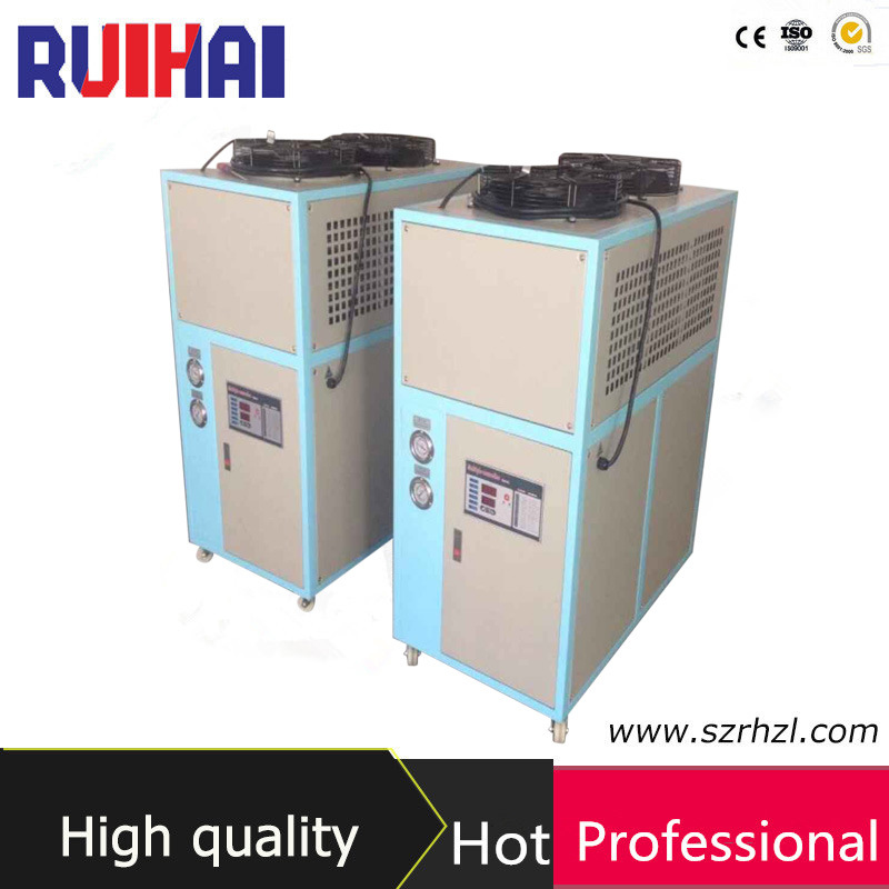 CE Approved Plastic Industrial Water Chiller