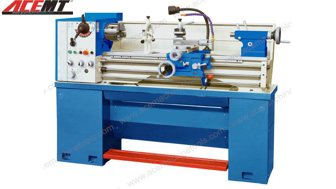 Bench Turning Lathe Machine, Single-Tool Holder CNC Lathe (T330/750 T330/1000 T360/750 T360/1000)