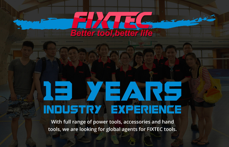 Fixtec Hand Tools 9PS Set CRV Hex Key Wrench