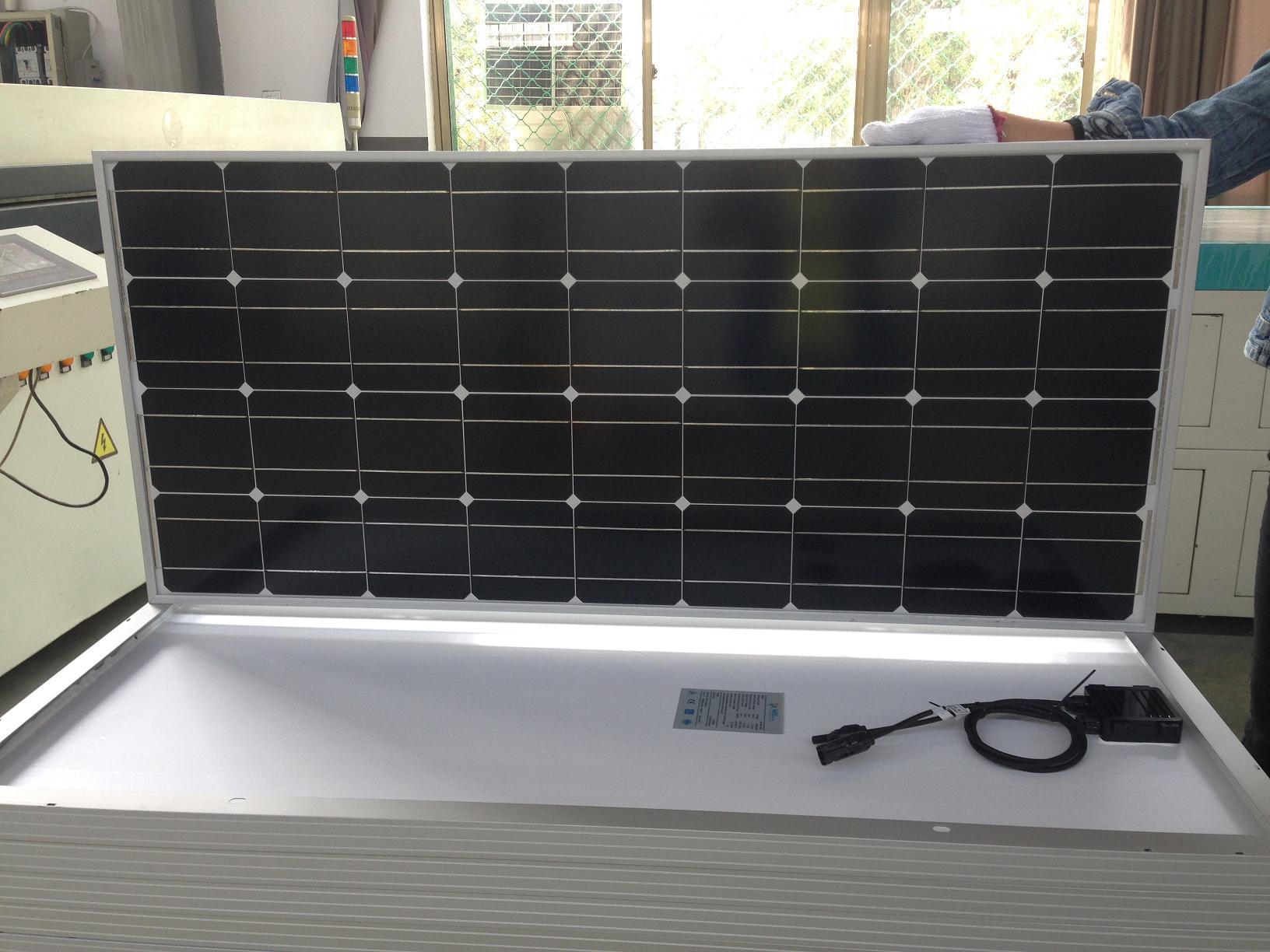Monocrystalline Solar Panel (DSP- 100W)
