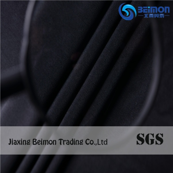 Stretch Fabric-Nylon Spandex Elastic Fabric for Cloth, Plain Fabric