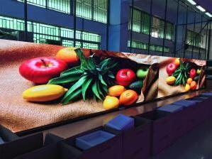 Super Clear P3 Indoor Full Color LED Stadium Screens