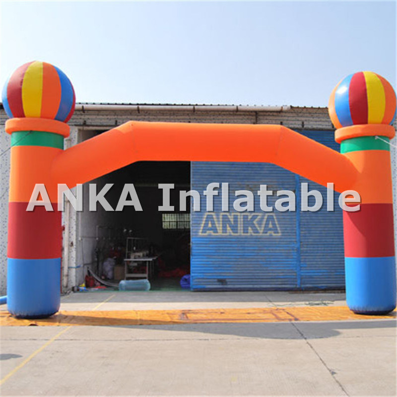 Inflatable Exhibition Advertising Air Archway