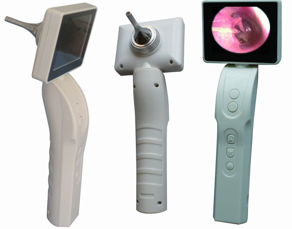 Mce- BS5 FDA Approved Portable Video Otoscope
