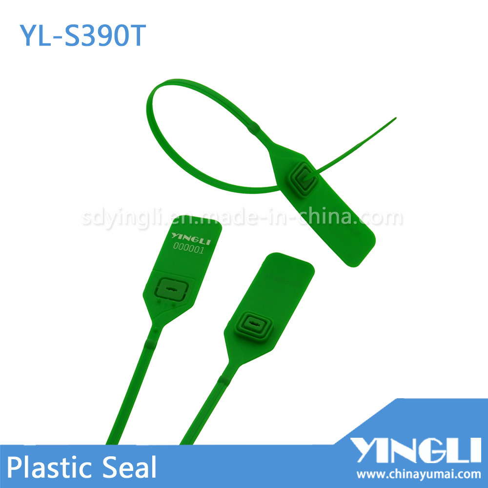 High Security Metal Lock Plastic Seal