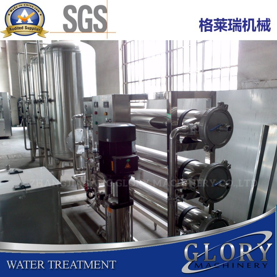 Filtration in Water Treatment Plant