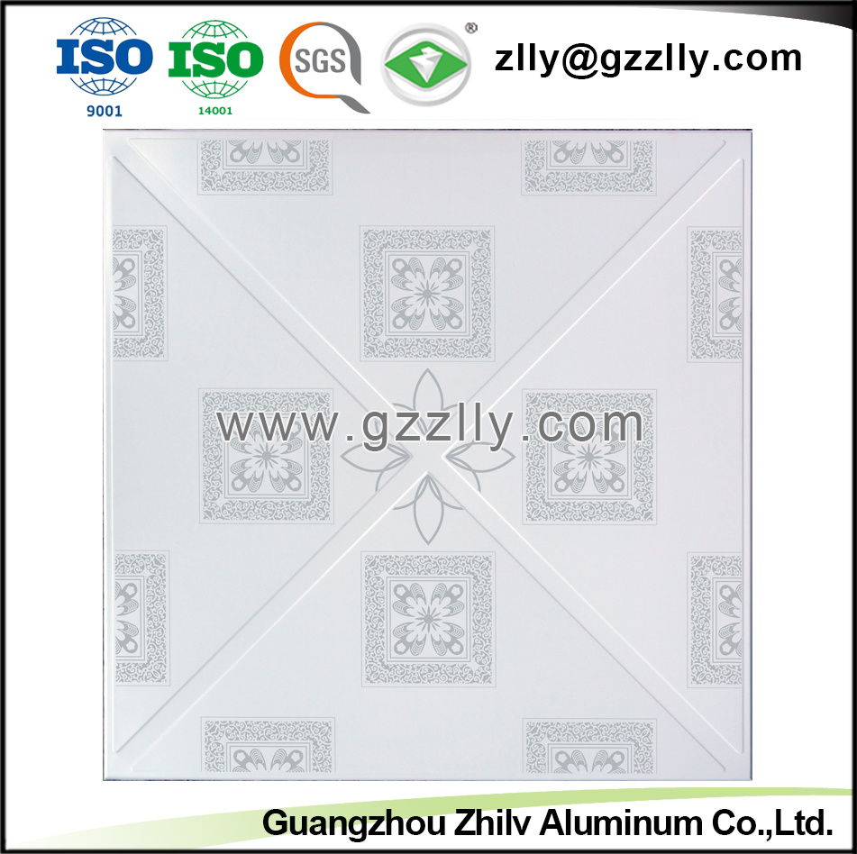 Good Price 600*600/300*300 Decorative Metal Ceiling Tile with ISO9001 pictures & photos