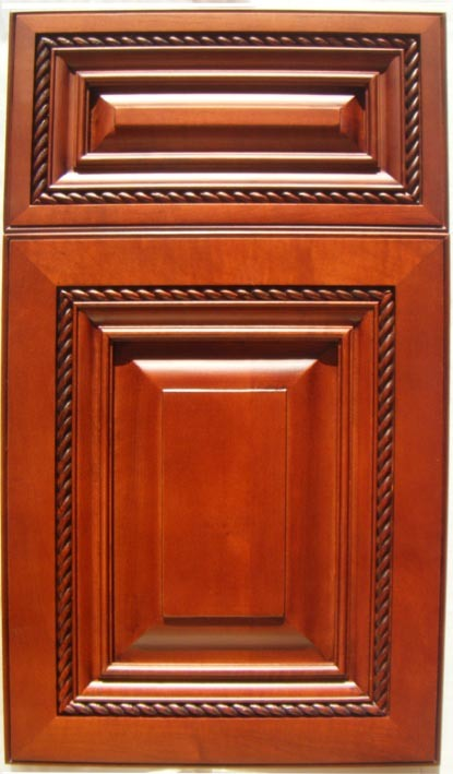 Derby Birch Cabinet Door Style - QualityCabinets
