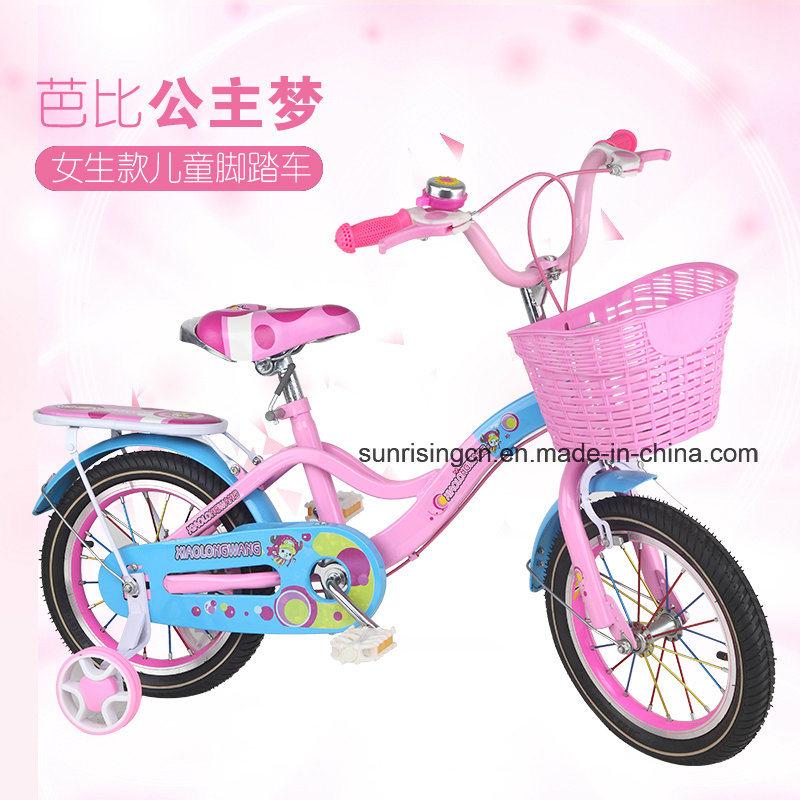 2017 Nice Design Princess Children Bicycle Sr-Kb116g