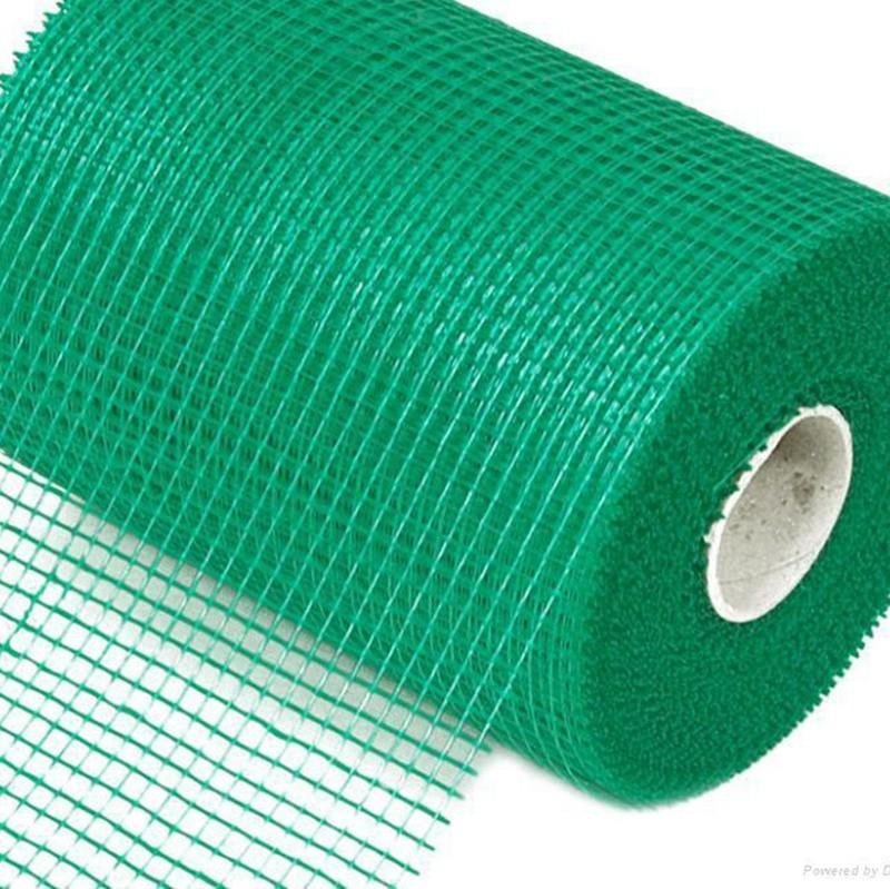 Wall Material Fiberglass Mesh/ Fiberglass Mesh for Marble Back/Colorful Fiberglass Mesh