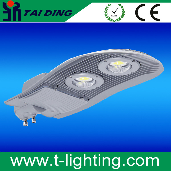 City and Village Outdoor Cast Iron LED Outdoor 100 Watts LED Street Light