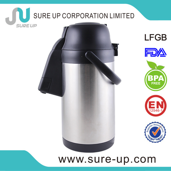 Durable Outdoors Ss Stainless Steel Vacuum Water Pot (ASUL)
