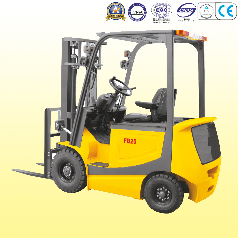 1.5-2.5t Electric Forklift Truck