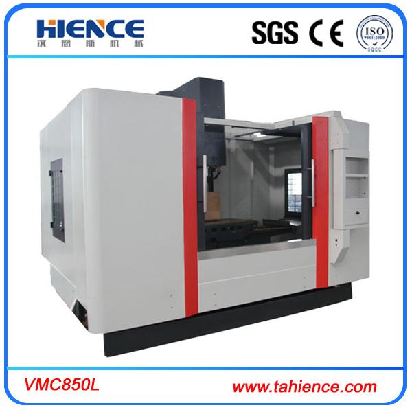 Hard Guide Rail CNC Milling Machinery Machining Center Vmc850L