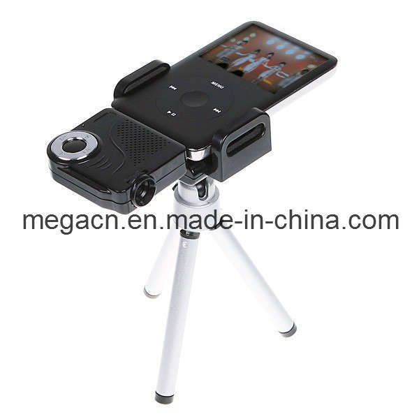 China mini multimedia pocket cinema pico projector for for Ipod projector