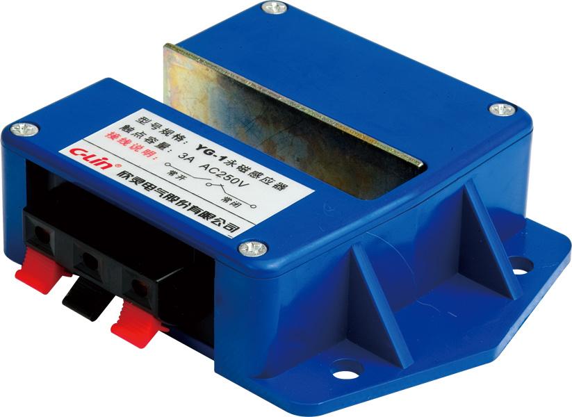 Permanent Magnetic Sensor (YG-1), Inductive Sensor (JWK220), Hall Sensor (FC-1)