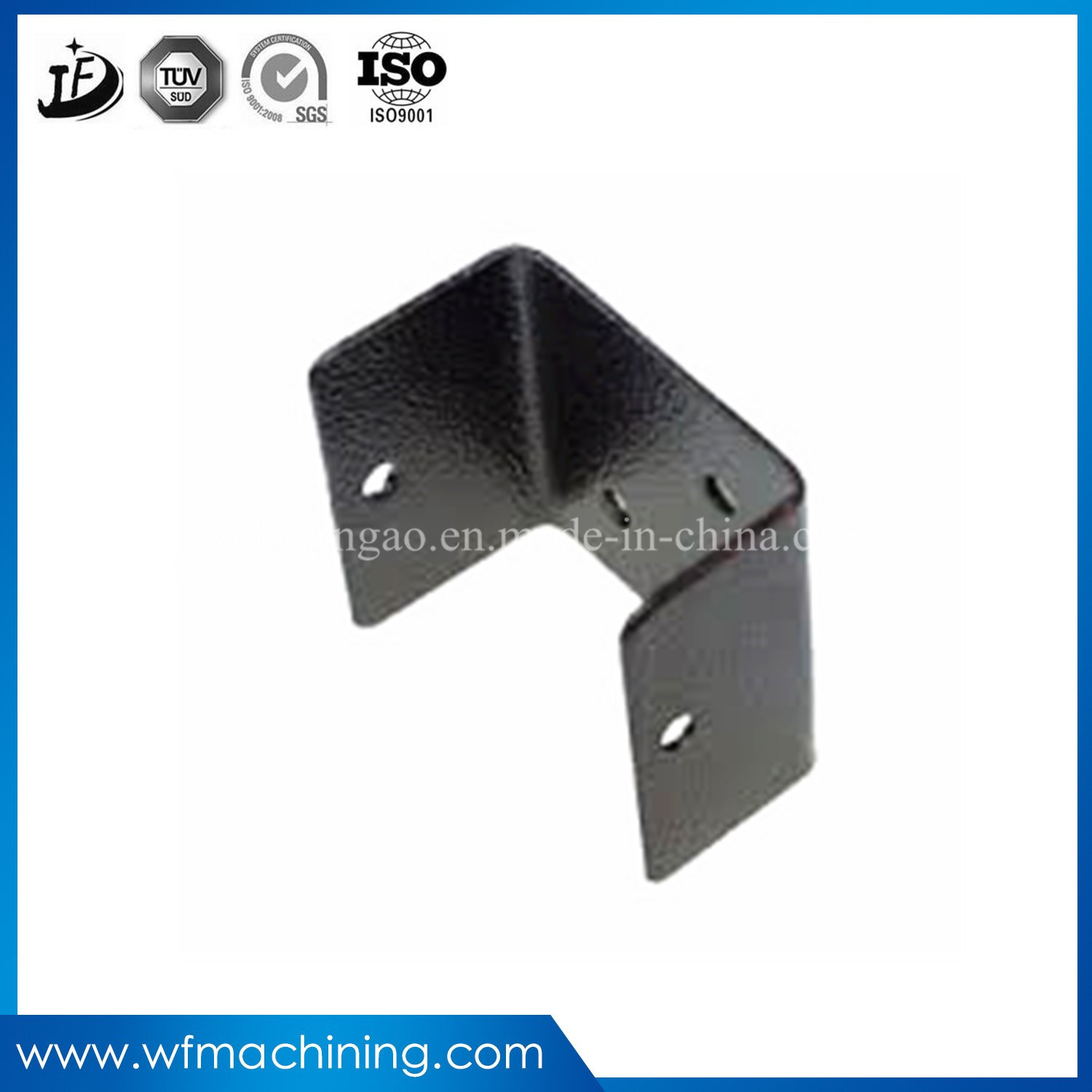 OEM Brass/Iron/Copper/Stainless Steel/Aluminum Sheet Metal Stamping Parts