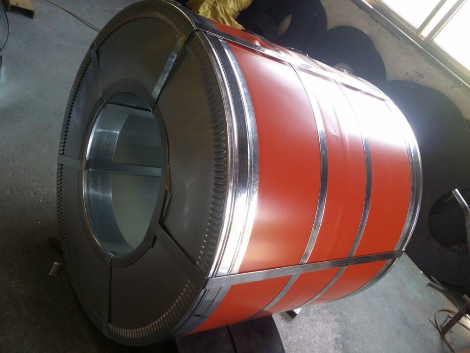 Cold Rolled Color Coated Galvalume Steel Coil Roofing Sheet PPGL Steel Coil