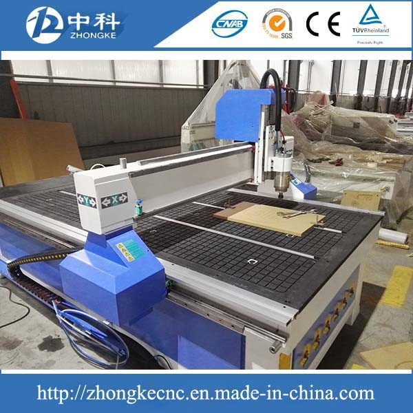 Zk 1325 Model Vacuum Table 3D CNC Router