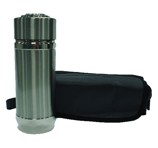400ml 304 Stainless Steel Portable Akaline Water Flask/ Nano Alkaline Bottle/Cup+Gifted Round Box