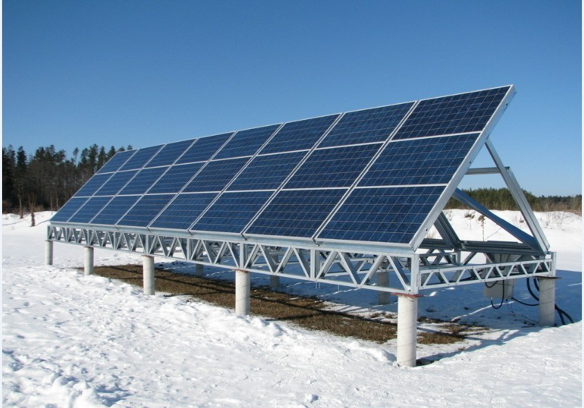 Solar Power Plant For Home