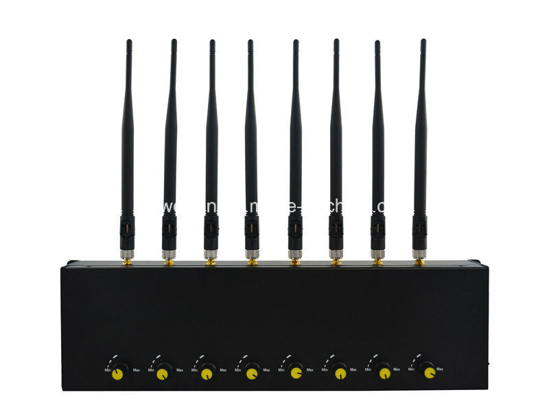 8-Band 3G/4G Mobile Phone Signal Jammer GPS WiFi Jammer Blocker