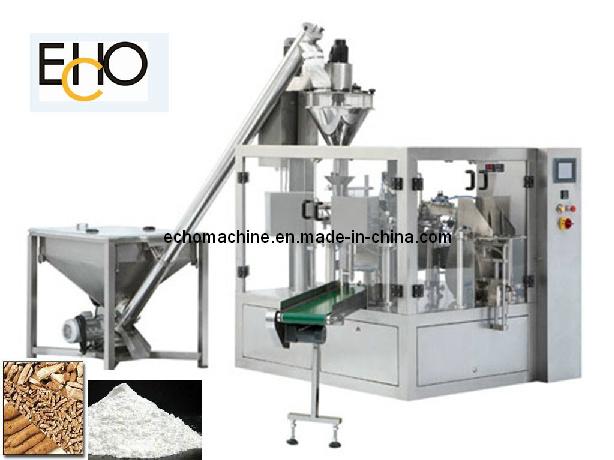 Tapioca/Cassava Powder Packaging Machine (MR6/8-200F)